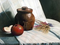 After the Harvest Still Life Fine-Art Print