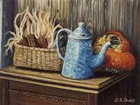 Autumn Corn Fine-Art Print