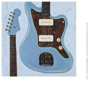 Electric Blue Fine-Art Print