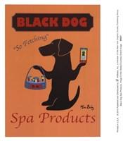 Black Dog Spa Products Fine-Art Print