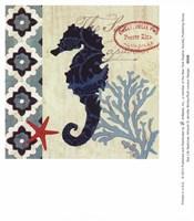 Sea Life Seahorse Fine-Art Print