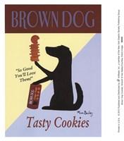 Brown Dog Cookies Fine-Art Print