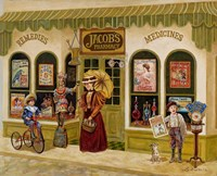 Jacob's Pharmacy Fine-Art Print