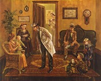 Doctors Office Fine-Art Print