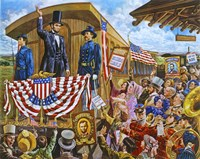 Lincoln to Washington Fine-Art Print