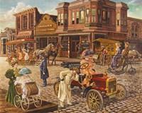 Main Street Fine-Art Print