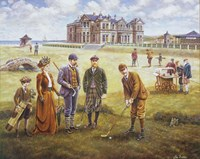 St Andrews Fine-Art Print