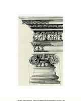 English Architectural II Fine-Art Print