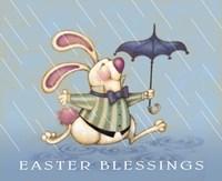 Rain Bunny Fine-Art Print