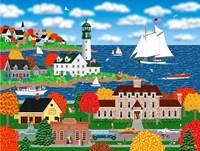 Coastal Autumn Fine-Art Print