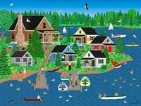 Lake Point Resort Fine-Art Print