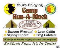 Camp Run-a-Muck Fine-Art Print
