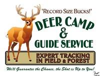 Deer Camp Fine-Art Print