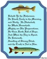 Behold Ye The Fisherman Fine-Art Print