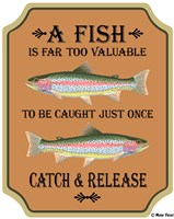 Fish Are Too Valuable Fine-Art Print
