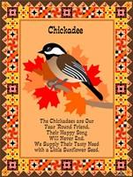 Chicadee Quilt Fine-Art Print