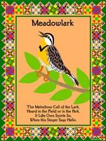 Meadowlark Quilt Fine-Art Print