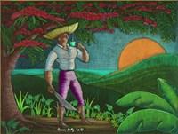 Sombrero Fine-Art Print
