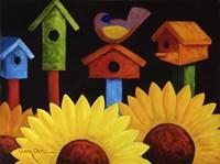 Midnight Garden Fine-Art Print