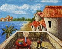 Playa Gorda II Fine-Art Print