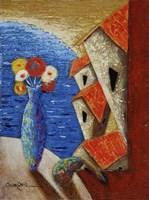 Ventana Al Mar Fine-Art Print
