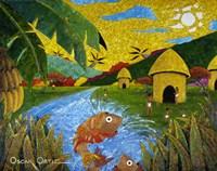 Village Fine-Art Print