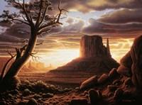 The Southwest Sun Fine-Art Print