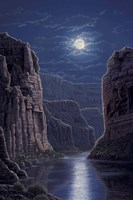 Moonlit Pass Fine-Art Print