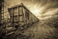 Lost Train Fine-Art Print