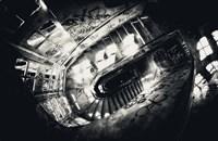 Sanat stairs Fine-Art Print