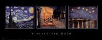 Van Gogh Trilogy Fine-Art Print