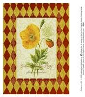 Adorned Poppy 2 Fine-Art Print