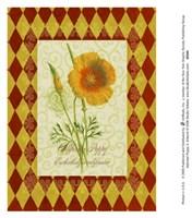 Adorned Poppy 3 Fine-Art Print