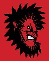 Angry Lion Fine-Art Print
