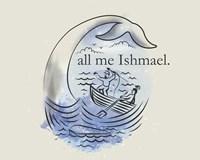 Call Me Ishmael Fine-Art Print