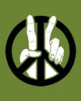 Peace to the 2nd Power Fine-Art Print