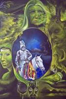 King Arthur Travels Fine-Art Print