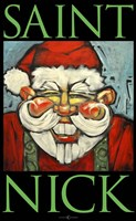 Saint Nick Poster Fine-Art Print