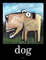 Dog Poster 1 Fine-Art Print