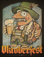 Oktoberfest Guy Fine-Art Print