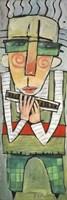 Harmonicat Fine-Art Print