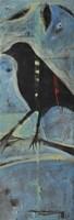 Blackbird On Branch Fine-Art Print