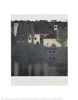 Unterach Manor Fine-Art Print