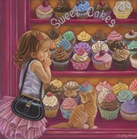 My Little Cupcake Fine-Art Print