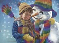 Eskimo Kiss Fine-Art Print