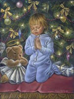 A Christmas Prayer Fine-Art Print