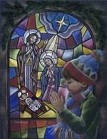 First Prayers Fine-Art Print