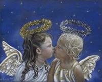Angel Kisses Fine-Art Print