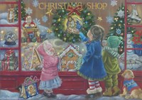 Christmas Blessings Fine-Art Print