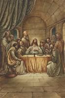 Jesus and His Disciples Fine-Art Print